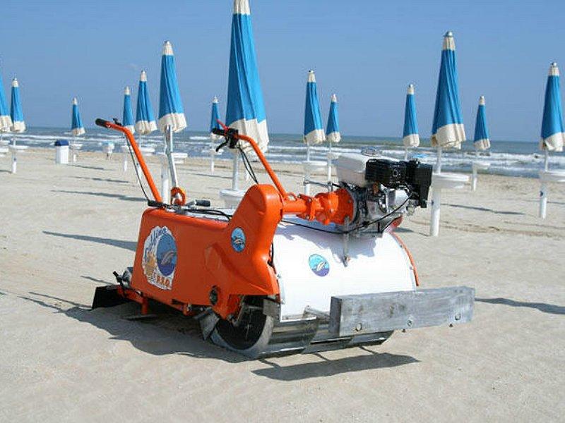 Μηχάνημα καθαρισμού ακτών - παραλιών Delfino