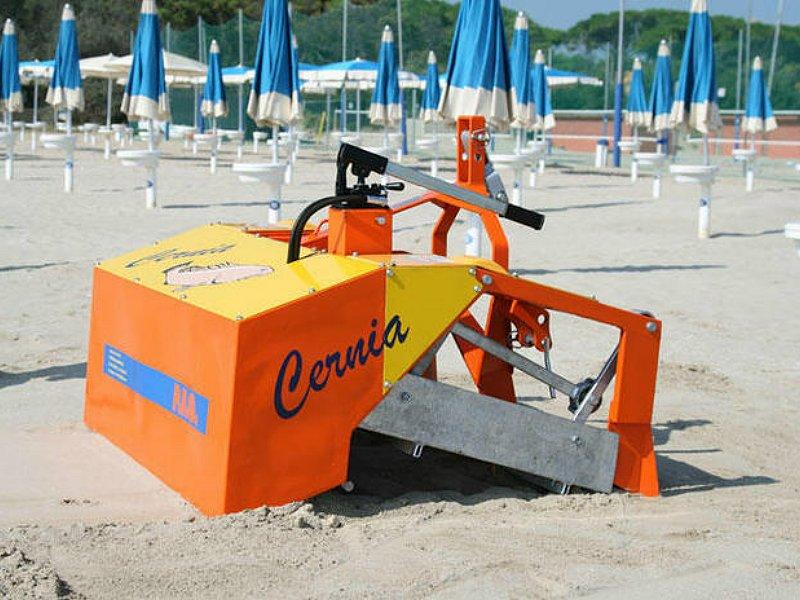 Μηχάνημα καθαρισμού ακτών – παραλιών Cernia