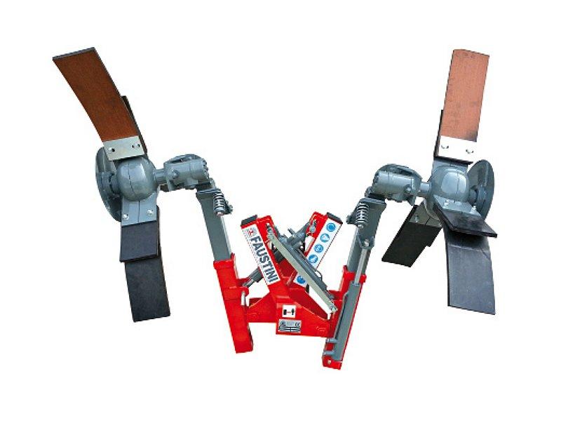 Πλευρικό υδραυλικό σύστημα περισυλλογής κλαδιών διπλό FG ABL