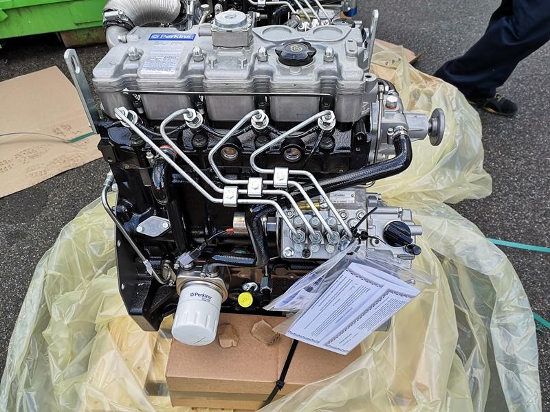Κινητήρας τρακτερ 404D-22T Long Engine GP 30