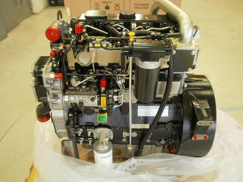 Κινητήρας τρακτέρ